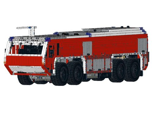 Feuerwehr Simba Panther FLF Anleitung