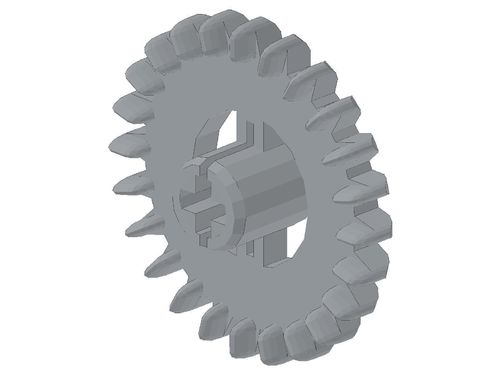 Technic, Gear 24 Tooth Crown (Undetermined Type) 3650