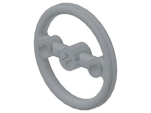 Technic, Steering Pulley Large 3736